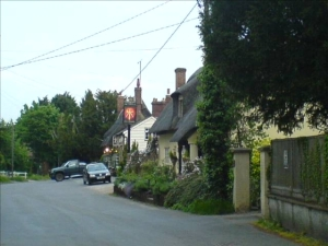 Towards the Askenden Pub, Cambridgeshire